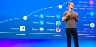 Facebook anouncement for WhatsApp ambit