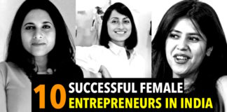 India's leading women entrepreneur