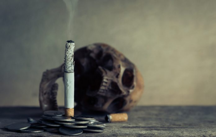 tobacco effects on the body