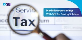 sbi tax saving investment schemes