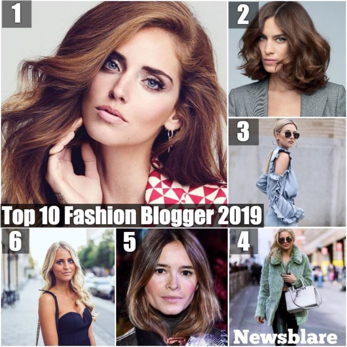 top-fashion-bloggers-2019
