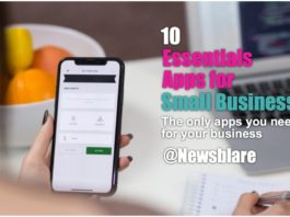 10 apps for small business