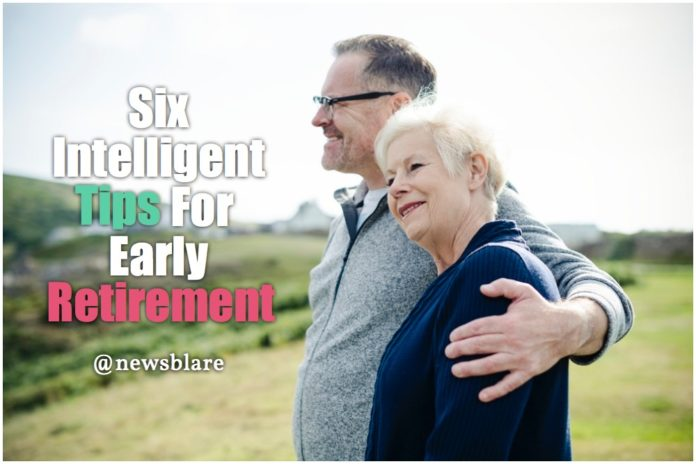 intelligent tips for early retirement