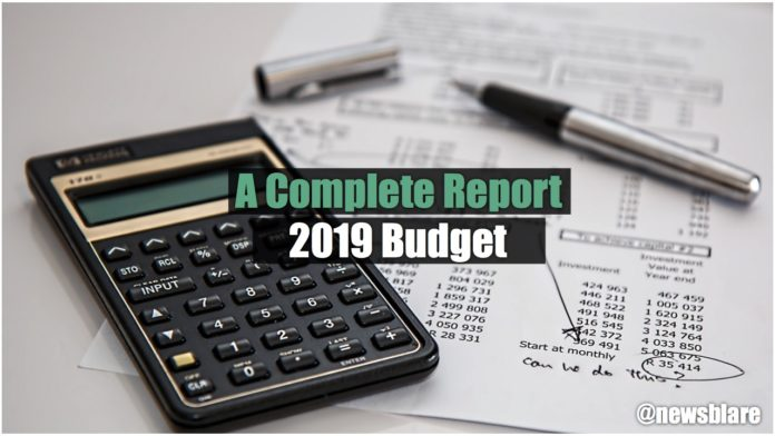 2019 budget a complete report