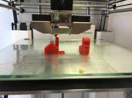 new technology light rays in 3D printing
