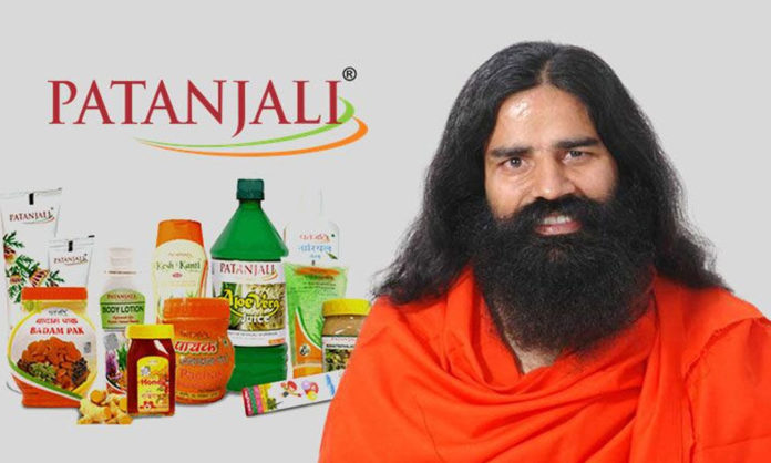 Us accused Patanjali products