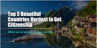 5 Beautiful Countries Hardest to Get Citizenship | World Travel