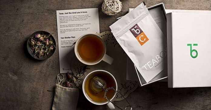 Indian Tea Brand Teabox