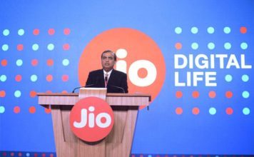 Reliance Jio- India's Number One Mobile Operator