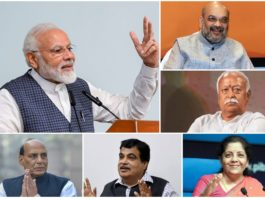 Top 10 Powerful Politicians in India 2019