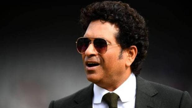 Sachin chose his team for World Cup