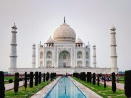 India's rank in global tourism