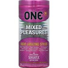 One Pleasure Dome Condoms