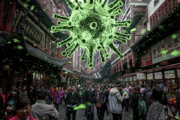 coronavirus virus pandemic china