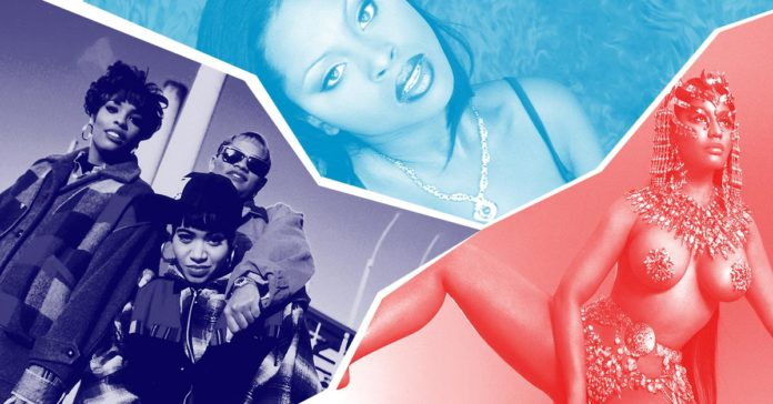 Greatest Female MCs of All-Time Playlist