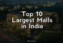 top largest malls in India