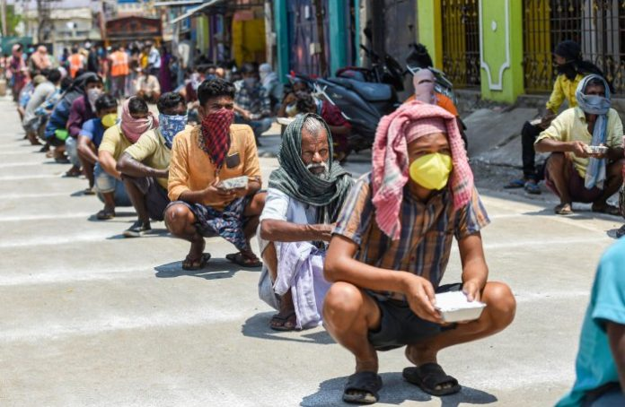 Migrant labourers suffering most during Covid-19 lockdown