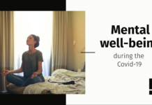 mental health well-being during covid19