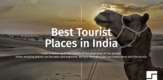 Best tourist places in India