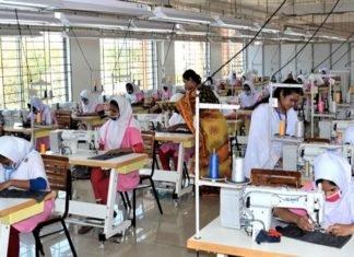 readymade garments industry Bangladesh