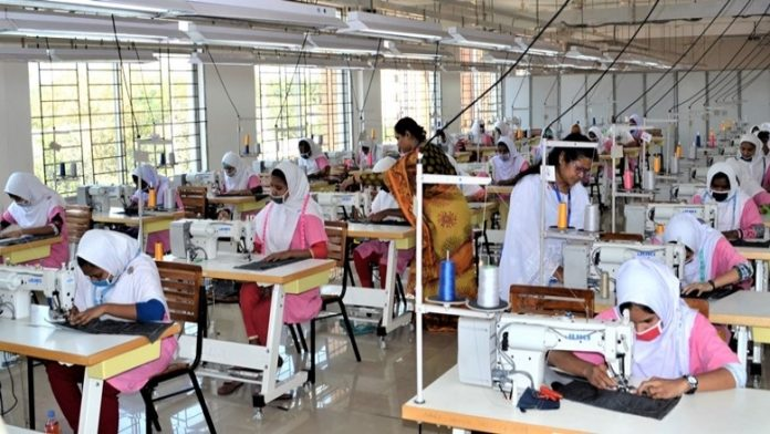 readymade garments industry Bangladesh