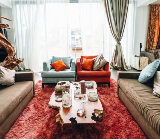 turning your house into a luxury hotel