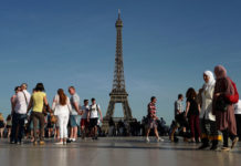 Eiffel Tower tourism