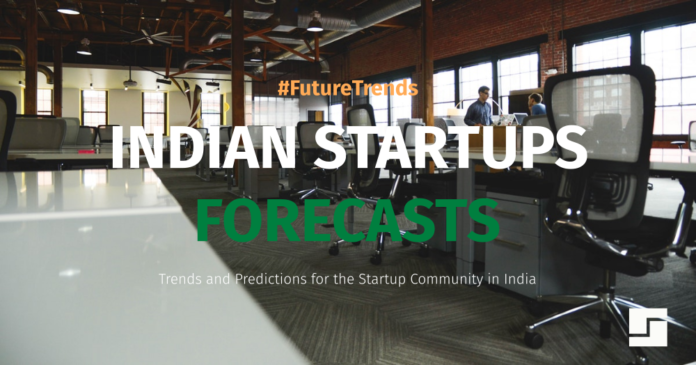 Indian startups forecast