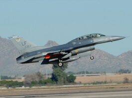 Taiwan buys a US F-16 Fighter jet in a $62 billion, 10-year deal.
