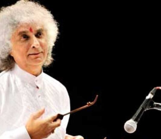 India's octogenarian santoor legend Pandit Shiv Kumar Sharma