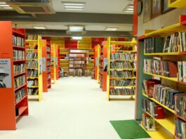new library celebration on teachers' day