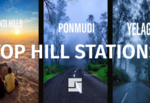 Top hill stations in Kerala and Tamilnadu