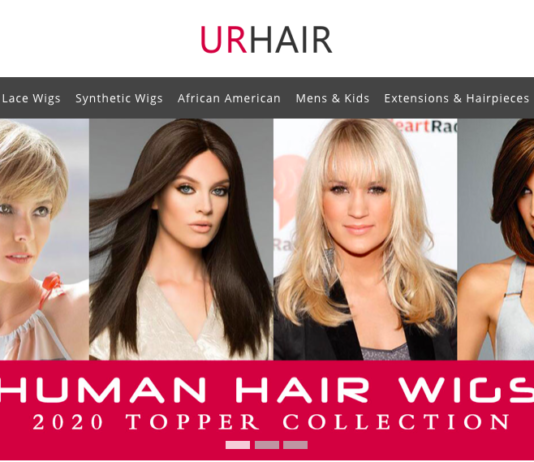 Urhair sells fake wigs to cancer patients