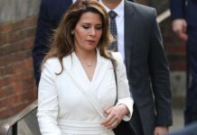 Dubai ruler's ex-wife Princess Haya had affair with her bodyguard!