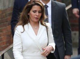 Dubai ruler's ex-wife Princess Haya had affair with her bodyguard!