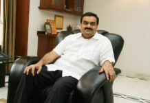 Gautam Adani – India's second richest person