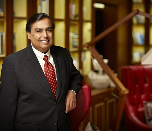 Mukesh Ambani second wealthiest family in Asia