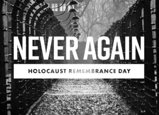 Holocaust Remembrance Day January 19th India