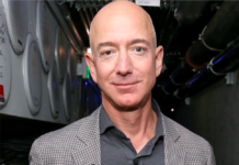 Jeff Bezos exist from Amazon